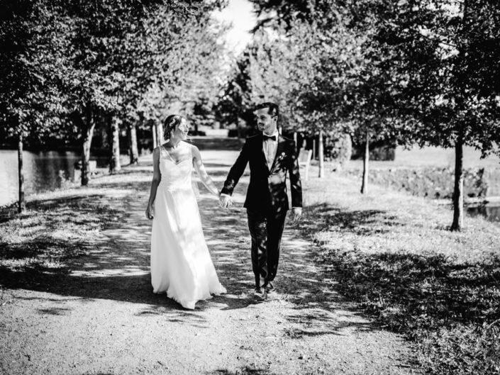 Mariage à Serrant